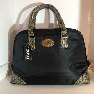 XOXO Snakeskin Design Travel Bag